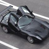 Zagato Maserati Mostro - aérea