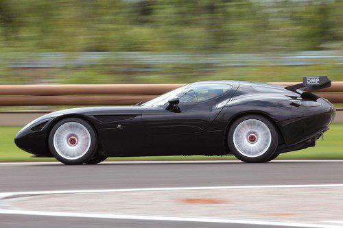 Zagato Maserati Mostro - side