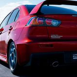 Mitsubishi Lancer Evo Final Edition - zaga