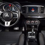 Mitsubishi Lancer Evo Final Edition - interior