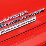 Mitsubishi Lancer Evo Final Edition - logo
