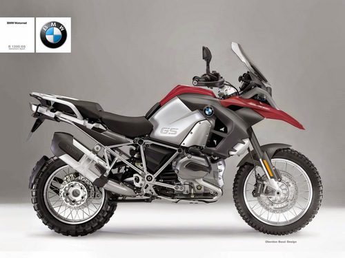 BMW Motorrad R 1200GS Adventure Sport concept by Oberdan Bezzi