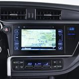 Toyota Auris 2016 - consola
