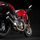 Ducati Monster 1200 S Stripe - rear