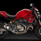 Ducati Monster 821 Stripe - side