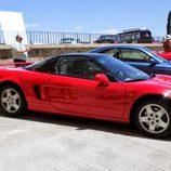 Honda NSX (1989-2005) - lateral