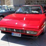 Ferrari Mondial t (1989-1993) - vista frontal