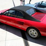 Ferrari Mondial t (1989-1993) - aérea