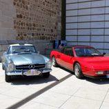 Ferrari Mondial t (1989-1993) - frontal