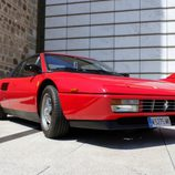Ferrari Mondial t (1989-1993) - vista inferior