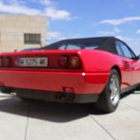 Ferrari Mondial t (1989-1993) - rear