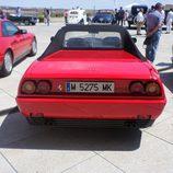 Ferrari Mondial t (1989-1993) - trasera