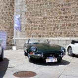 Jaguar E-Type (1961-1975) - delantera