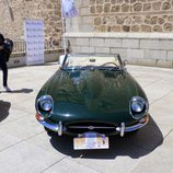 Jaguar E-Type (1961-1975) - frontal