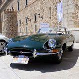 Jaguar E-Type (1961-1975) - tres cuartos