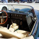 Jaguar E-Type (1961-1975) - habitáculo