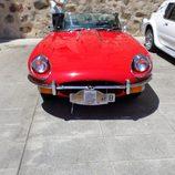 Jaguar E-Type (1961-1975) - front