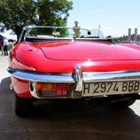 Jaguar E-Type (1961-1975) - detalle
