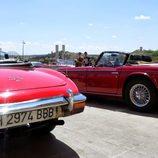 Jaguar E-Type (1961-1975) - rear