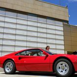 Ferrari 308 GTBi (1980-1982) - lateral