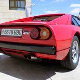 Ferrari 308 GTBi (1980-1982) - trasera