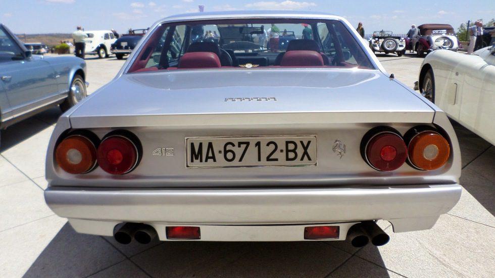Ferrari 412i A (1985-1989) - zag