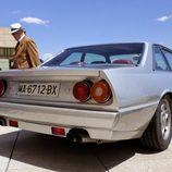 Ferrari 412i A (1985-1989) - tres cuartos trasero