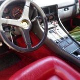 Ferrari 412i A (1985-1989) - habitáculo