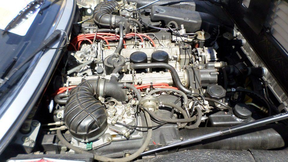 Ferrari 412i A (1985-1989) - V12