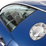 Bugatti Veyron Bleu Centenaire - detalle