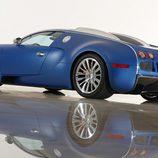 Bugatti Veyron Bleu Centenaire - zaga