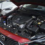 PRESENTACIÓN Y PRUEBA - Mazda CX-3: Detalle SKYACTIV-D 105 CV