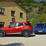 PRESENTACIÓN Y PRUEBA - Mazda CX-3: Diseño atrevido