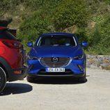 PRESENTACIÓN Y PRUEBA - Mazda CX-3: Detalles que marcan