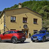 PRESENTACIÓN Y PRUEBA - Mazda CX-3: ¡que viva el color!