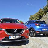 PRESENTACIÓN Y PRUEBA - Mazda CX-3: Combinando detalles