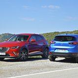 PRESENTACIÓN Y PRUEBA - Mazda CX-3: En ruta