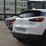 PRESENTACIÓN Y PRUEBA - Mazda CX-3: A elegir