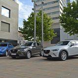 PRESENTACIÓN Y PRUEBA - Mazda CX-3: La ciudad es suya