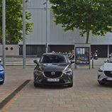 PRESENTACIÓN Y PRUEBA - Mazda CX-3: Presentación en Barcelona
