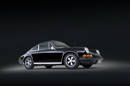 Porsche 911 S 2.4 Richard Hamilton