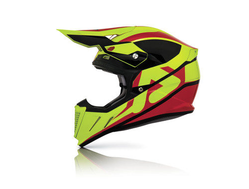 Acerbis Profile 2.0 lateral gráfica Kingslayer