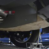 Mula Renault Laguna 2016 - Trabajando el chasis
