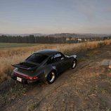 Porsche 911 Turbo 3.0 ex Steve Mcqueen - rear