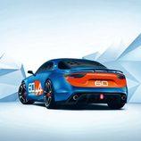 Renault Alpine celebration concept 2015 - rear