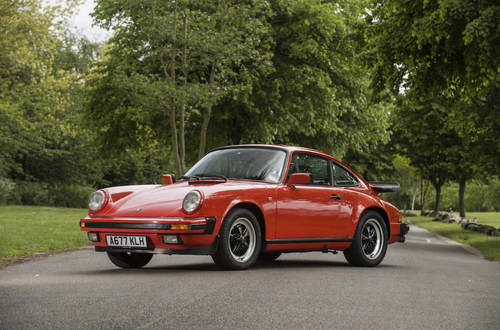 Porsche 911 3.2 Carrera 1984 James May