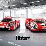 Porsche teaser Pasado