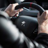 Peugeot 308 GTi 2015 - steering wheel