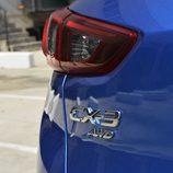 Mazda CX-3 - Detalle anagrama