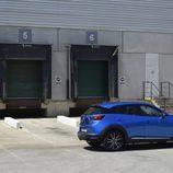 Mazda CX-3 - Detalle trasera